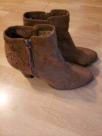 Brown Ankle Boots London, N5Z 1X1