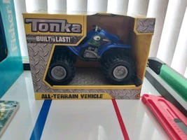 Tonka all terrain vehicle