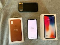Iphone x 256gb with accessories  Buffalo