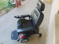 black motorized wheelchair DENVER