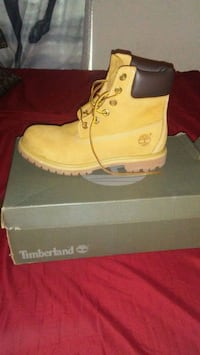 Timberland boots brand new in box  Fort Worth, 76244