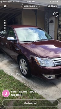 Ford - Taurus - 2008 Limited I