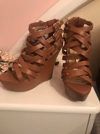 Just Fab Wedges Vaughan, L6A 2G5