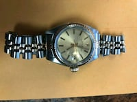 Woman's Rolex 18k two tone asking $2,200 cash only