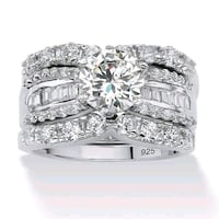 brand new sterling silver 3-piece rings Del City
