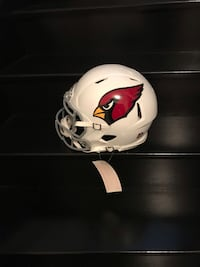 Arizona Cardinals Authentic Full Size NFL Helmet Vaughan, L4H 0V3
