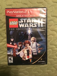 Lego Star Wars two for PS2 Houston, 77076
