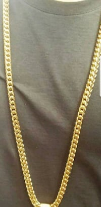 Stainless steel Franco Cuban link  Rahway, 07065
