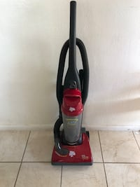 red and black Dirt Devil upright vacuum cleaner Ontario, 91764