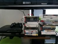 Playstation 3 with 1 controller and 32 games Fullerton