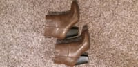Brown size 8 short boots  Perry Hall, 21128
