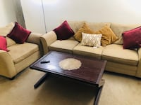 Sofa set and coffee table Gaithersburg, 20878