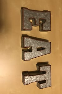 "Galvanized metal ""eat"" sign for kitchen  Derwood, 20855"