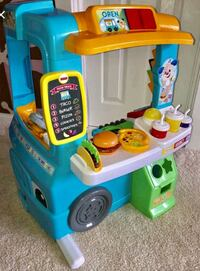 Fisher price food truck  Luray, 22835