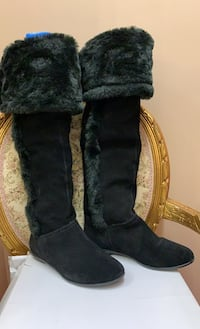 Aldo Chirdon Tall Winter Boots (38B)