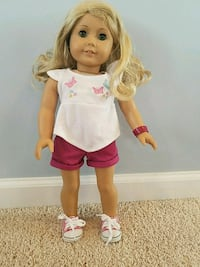 American Girl Doll - Lanie and Accessories Arlington, 22205