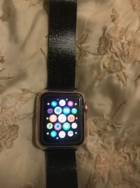 38 mm Apple Sport Gen 1 Black with case and band Saint Charles, 63303