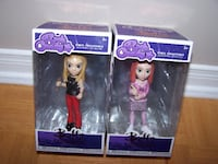 2- ROCK CANDY - BUFFY THE VAMPIRE SLAYER FIGURINES  Vaughan