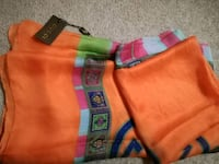 Beautiful orange color  fashion scarf Mississauga, L4Z 3X7