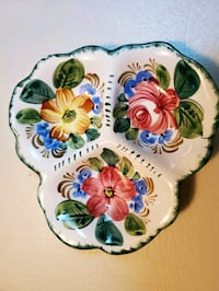 Antique 3 sectional plate from Italy  Spring Hill, 34608