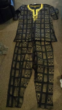 Traditional African dress from Africa  Edgewood, 21040