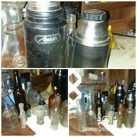bottle and can bottle container lot photo collage Magalia, 95954