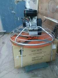 """36"""" POWER TROWEL/CONC. FINISHER & VIBRATORY SCREED"""
