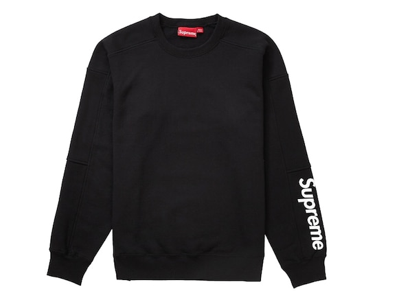 c6f4a31fc89b Used Formula crewneck supreme black XL DS in hand for sale in New ...