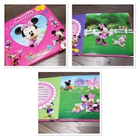 Minnie Mouse- My first puzzle book  Mississauga, L5J 1R2