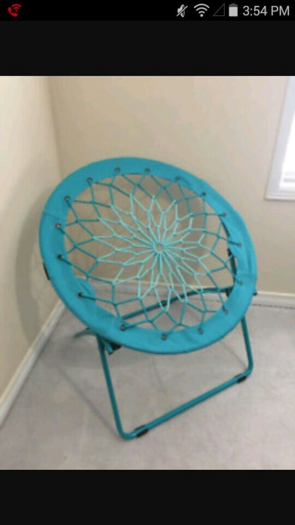 369f5c10c Used blue bungee chair for sale in Oxnard - letgo