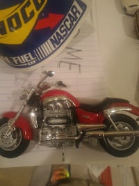 Triumph Rocket III Plastic + metal model Rockville, 20854