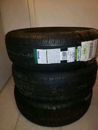 3 West lake RP 18 205 65r15 tires Brand New $30 ea Centreville, 20121