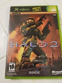 Used Halo 2 Xbox Game