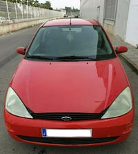 Se vende Ford Focus 1.6 gasolina 100cv. Murcia