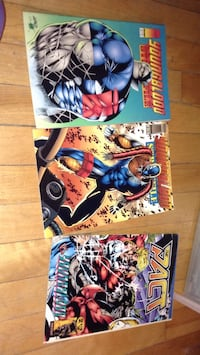 two Spider-Man comic books Montreal, H3W 2E7