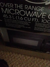 BRAND NEW OVER THE RANGE MICROWAVE Edmonton, T5Z 2K5