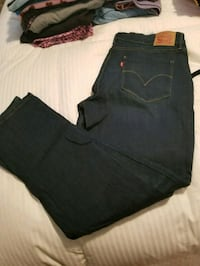 Size 16 Levi skinny jeans  Queens, 11385