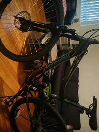 black and gray full suspension mountain bike Silver Spring, 20906