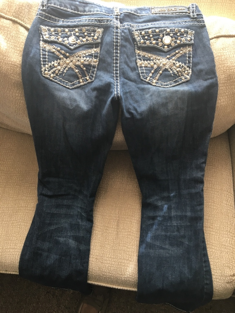 Photo Miss me jeans size 9
