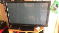 black Samsung flat screen TV Albuquerque, 87109