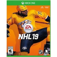 GOT 2 FOR CHRISTMAS XBOX ONE BRAND NEW NHL 19 EA SPORTS ALL SEALED $50.00 FIRM! Mississauga
