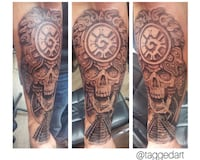 TATTOO ARTIST IN VANCOUVER  Vancouver
