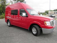 2012 Nissan NV High Roof 2500 V6 S Woodbridge