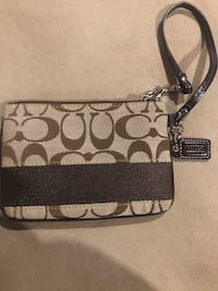 Coach clutch bag Tillsonburg, N4G 5J8