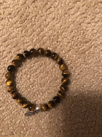 black and brown beaded bracelet Montgomery Village, 20886