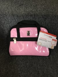 Nintendo pink purse traveler case Culver City, 90066