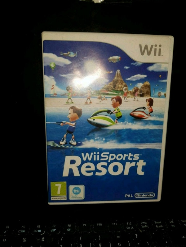 Wii Sports Resort spill Nintendo Wii
