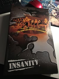 Insanity work out box