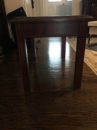 brown wooden single-drawer side table Richmond Hill, L4C 9S5