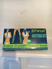 Beginner Knitting project, new North Andover, 01845